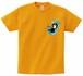 バーニーズジャンボリー2019ロゴTシャツBデザイン /ゴールドイエロー/全6色