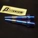 βチタニウム SPEEDPLAY - zero用 リプレイスシャフト 左右セット 53mm