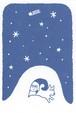 post card「かまくら」