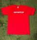 タチウオマニア オリジナルロゴTシャツ(RED)