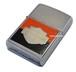 ハーレーダビッドソン・オレンジ/ブラック・バー&シールド : Zippo Harley Davidson Orange/Black Bar & Shield