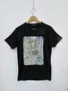 Traumatic event Tシャツ〈FUNDOM×たま〉(S)