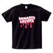 minario / LOVERS LOGO T-SHIRT BLACK