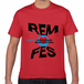 RemoFes2020_Tシャツ(RED)