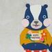 【BIRTHDAY PORORI CARD】クローバー(キイロ)