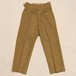 OLD BRITISH ARMY No.2 DRESS TROUSERS - 2
