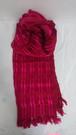 幸せの国ブータンから Jampuu Rose (ジャンプウ ローズ) ブータン手織りスカーフ ANA by KARMA