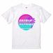 日チル会 Logo Tシャツ white