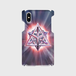 iphoneX case【merkaba】