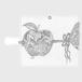 手帳型(帯あり)サイズ(M):kazue.M_012(的(まと))