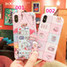 ORIGINAL 和風 韓国風 iphoneXカバー カワイイ iphone8/7 ケース 面白い イラスト iphone6plusソフトケース マット ガールズ向け 送料無料