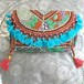 """Like A Perfume "" Fringe Clutch Bag #4"
