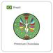 ブラジル プレミアムショコラ / 100g