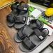 サンダル スポサン レディース 厚底 靴 マジックテープ 春夏 ビーチサンダル フラット