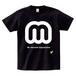 M.A.O / PICO LOGO T-SHIRT BLACK