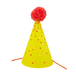 Party Hat dots/YE
