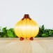 「オニオン」木製フロアランプ