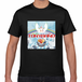 TONYBAND Tシャツ(黒) エロ×世界平和=トニーバンド