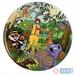マクドナルド 絵皿 ロナルドと森の動物たち