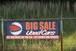 バナー BIG SALE USEDCARS (ビックセール・中古車・バナー・USA・アメリカ)