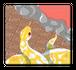 【スタンプパッド】チョコレプタイルズ(アミメニシキヘビ)