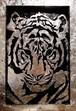 Tiger Sculpture 【Original picture】
