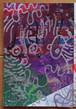 美/上毛町で制作の作品「ゾウリムシ第一世代#19」を送ります!