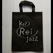 key Rei jazz サイン入りトートバッグ