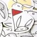 サイトウサンのフレークシール(45枚)