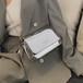 【小物】高級感たっぷり合わせやすいチェーン肩掛け斜め掛けバッグ21003087