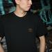 """TV Alien """"Embroidery"""" Tシャツ"""