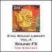 E-MU Sound Library Vol.4 Sound FX for Kontakt