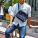 Porter Classic×muatsu NEWTON Shoulder Bag ネイビー [PC-050-955]