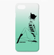 iphoneケース 仮面猫緑 IP0202 catmask mint green
