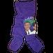 """Malcolm X"" Vintage Sweat Pants Used"