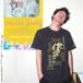 『タゴール・ソングス』オフィシャルTシャツ with ROTA/Black