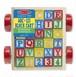 クラシック アルファベット ブロック 積み木 対象年齢2-4