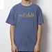 red clothロゴ & バックワンポイント / ブルージーン