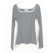 THE NEWHOUSE LILY Square neck Top