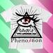 【 suzuri支店 】その名はスペィド「Phenoメnon」 フルグラフィックTシャツ