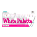 トールペイント パレット(アシーナホワイトパレット ハンディーサイズ)【予約】5%OFF