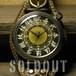 腕時計「AOKUCHIBA(青朽葉)」TYPE-13 / LEAF YELLOW GREEN