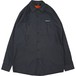 Chevy L/S Work Shirt (Charcoal)