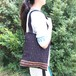 **30%off** 【Kala Raksha】ラバリ族刺繍トートバッグ