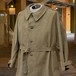 5-50's FRENCH ARMY MOTORCYCLE  COAT DEADSTOCK
