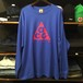 【NIKE ACG】-ナイキ-エーシージー-LOGO LONG SLEEVE BLUE