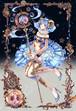 オリジナルウォールステッカー【星之物語ーStar Storyー 牡羊座ーAriesー】B4 / yuki*Mami