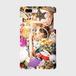 ▪️iPhone7plus用 Kane Dennis × Atelier Lapinus 側表面印刷スマホケース iPhone7plus ツヤ有り(コート)ポップコーン