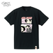 BABEL 11th Anniversary  ONE MAN SHOW TEE / BLACK