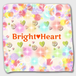 Bright♡Heart ハンドタオル